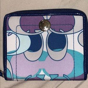 Coach wallet (NWOT)